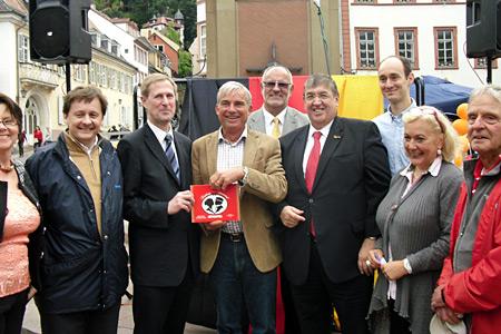 22. Bürgerfest der CDU Heidelberg - Tag der Deutschen Einheit