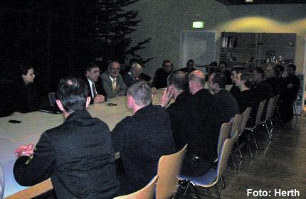 Nachttour der CDU Heidelberg