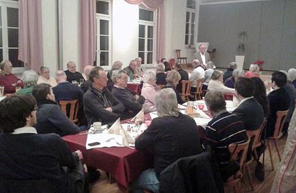 Politischer Aschermittwoch 2013 der CDU Rohrbach