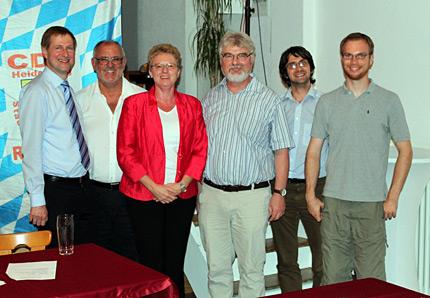 Winfried Bös, Vorsitzender des Philologenverbandes Nordbaden, war zu Gast bei der CDU und der JU in Heidelberg-Rohrbach.