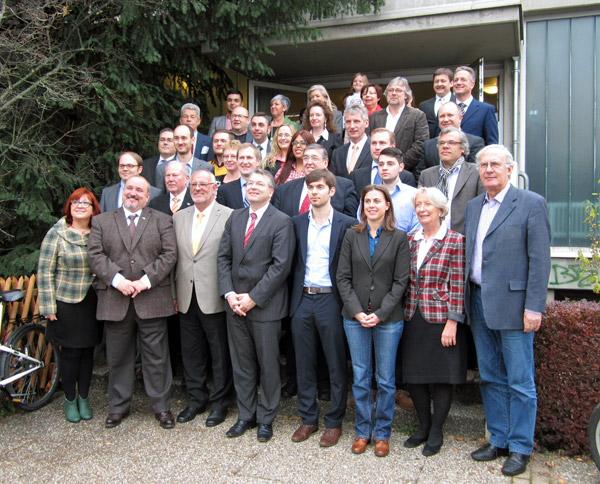 Die Kandidatinnen und Kandidaten der CDU Heidelberg für die Gemeinderatswahl 2014