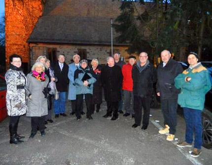 Tiefburg: Fraktionssitzung der CDU