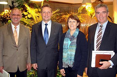Informationsgespräch Mit Kriminaldirektor Bernd Fuchs Werner